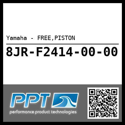 Yamaha - FREE,PISTON