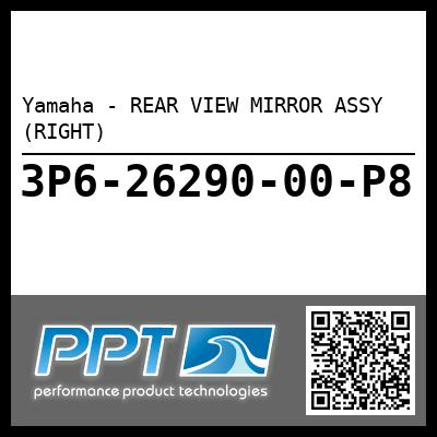 Yamaha - REAR VIEW MIRROR ASSY (RIGHT)