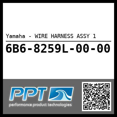 Yamaha - WIRE HARNESS ASSY 1