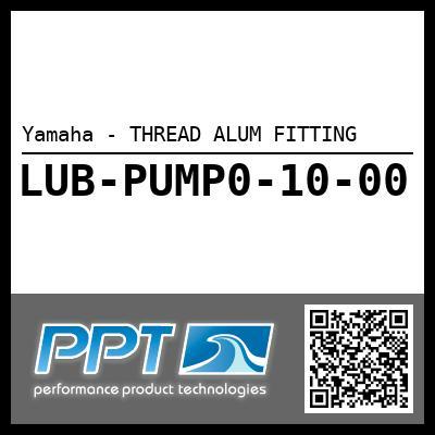 Yamaha - THREAD ALUM FITTING