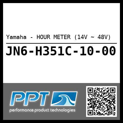 Yamaha - HOUR METER (14V ~ 48V)