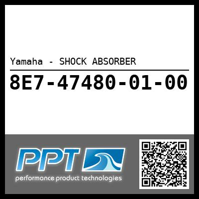 Yamaha - SHOCK ABSORBER