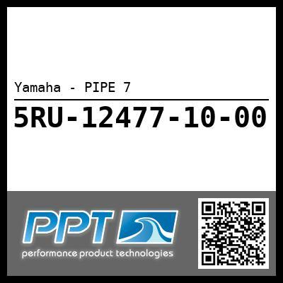 Yamaha - PIPE 7
