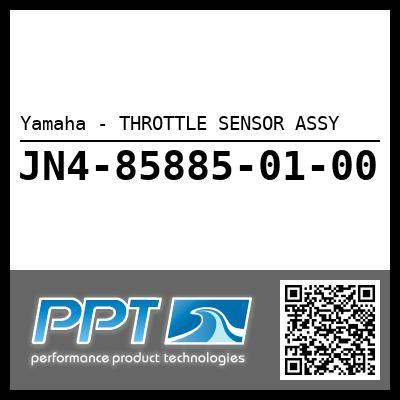 Yamaha - THROTTLE SENSOR ASSY