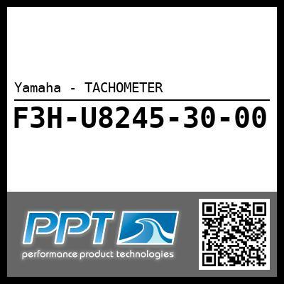 Yamaha - TACHOMETER