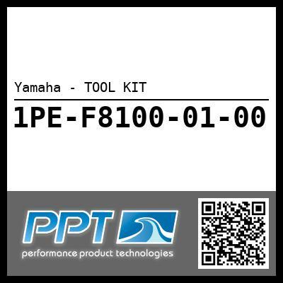 Yamaha - TOOL KIT