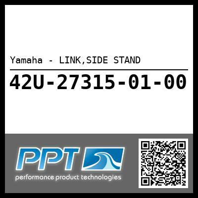 Yamaha - LINK,SIDE STAND