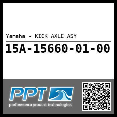 Yamaha - KICK AXLE ASY