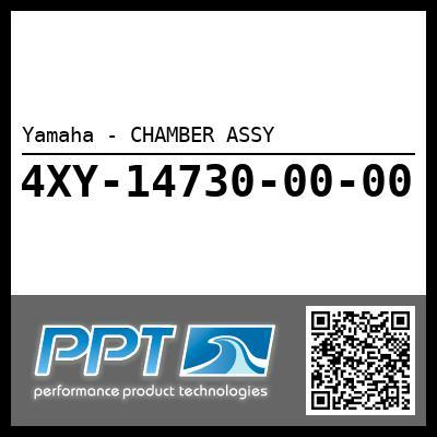 Yamaha - CHAMBER ASSY