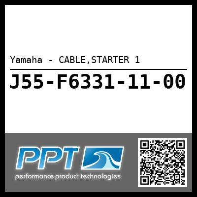 Yamaha - CABLE,STARTER 1