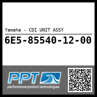 Yamaha - CDI UNIT ASSY