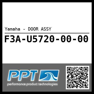 Yamaha - DOOR ASSY