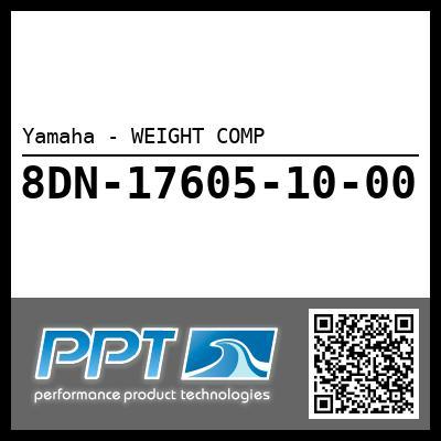 Yamaha - WEIGHT COMP
