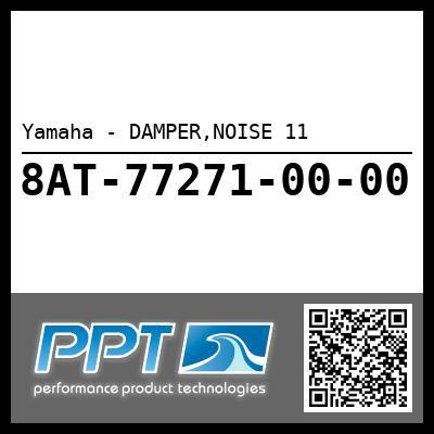 Yamaha - DAMPER,NOISE 11