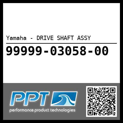 Yamaha - DRIVE SHAFT ASSY