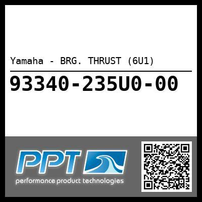 Yamaha - BRG. THRUST (6U1)
