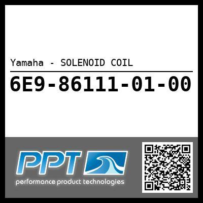 Yamaha - SOLENOID COIL