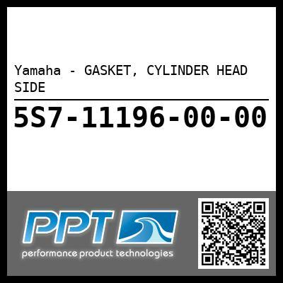 Yamaha - GASKET, CYLINDER HEAD SIDE