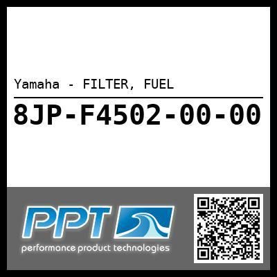 Yamaha - FILTER, FUEL