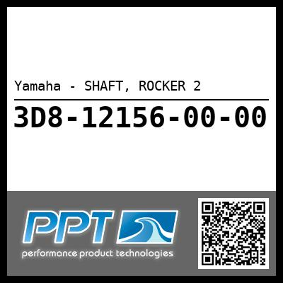 Yamaha - SHAFT, ROCKER 2
