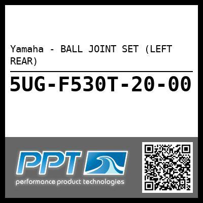 Yamaha - BALL JOINT SET (LEFT REAR)