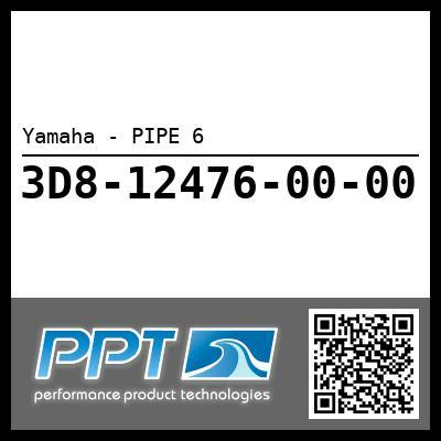 Yamaha - PIPE 6