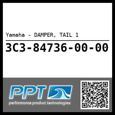 Yamaha - DAMPER, TAIL 1