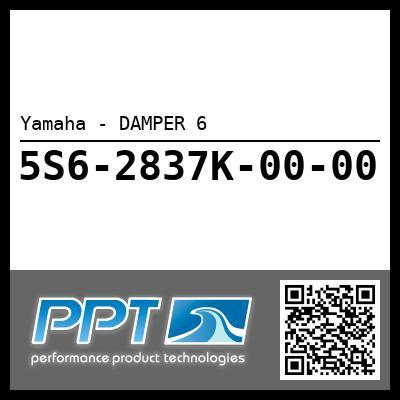 Yamaha - DAMPER 6