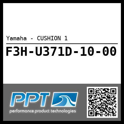 Yamaha - CUSHION 1