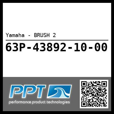 Yamaha - BRUSH 2