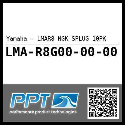 Yamaha - LMAR8 NGK SPLUG 10PK