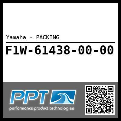 Yamaha - PACKING