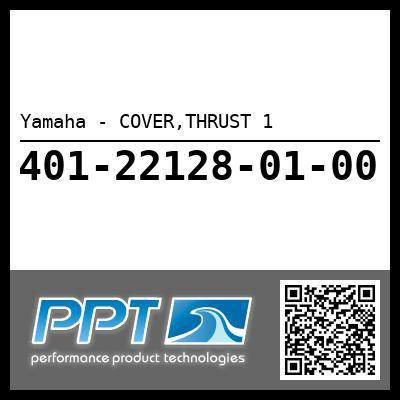 Yamaha - COVER,THRUST 1