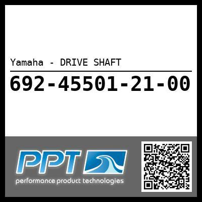 Yamaha - DRIVE SHAFT