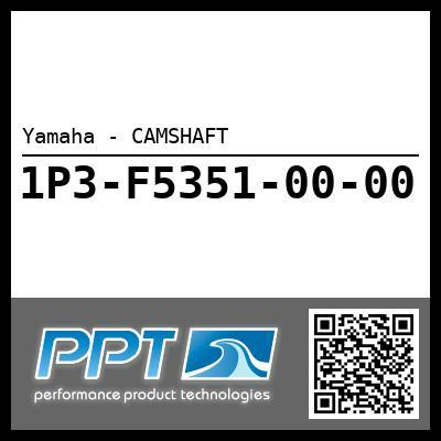 Yamaha - CAMSHAFT