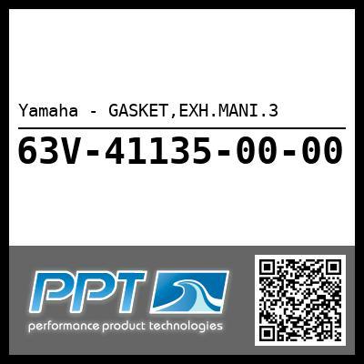 Yamaha - GASKET,EXH.MANI.3