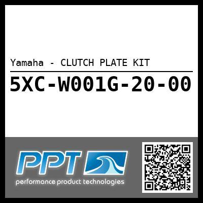 Yamaha - CLUTCH PLATE KIT