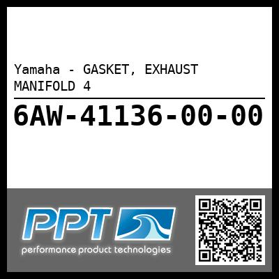 Yamaha - GASKET, EXHAUST MANIFOLD 4