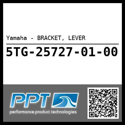 Yamaha - BRACKET, LEVER