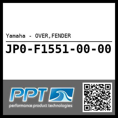 Yamaha - OVER,FENDER