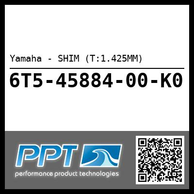 Yamaha - SHIM (T:1.425MM)