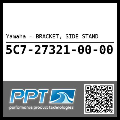 Yamaha - BRACKET, SIDE STAND