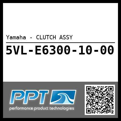 Yamaha - CLUTCH ASSY