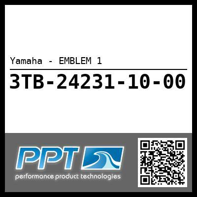 Yamaha - EMBLEM 1