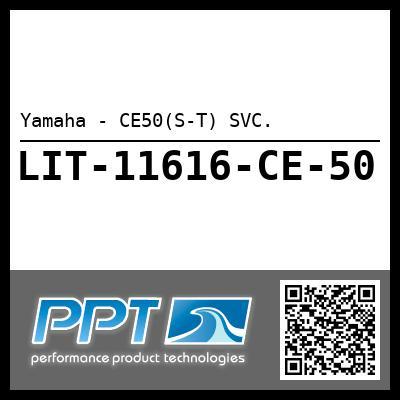 Yamaha - CE50(S-T) SVC.