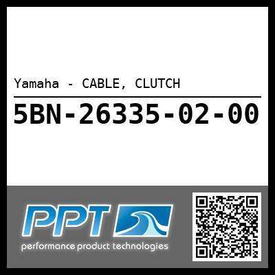 Yamaha - CABLE, CLUTCH