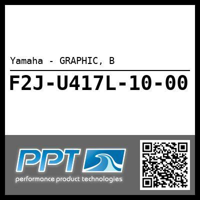 Yamaha - GRAPHIC, B