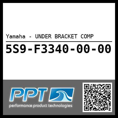 Yamaha - UNDER BRACKET COMP