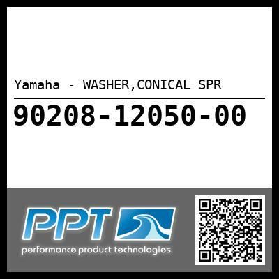 Yamaha - WASHER,CONICAL SPR