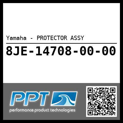 Yamaha - PROTECTOR ASSY